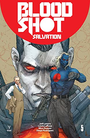 Bloodshot Salvation No.5