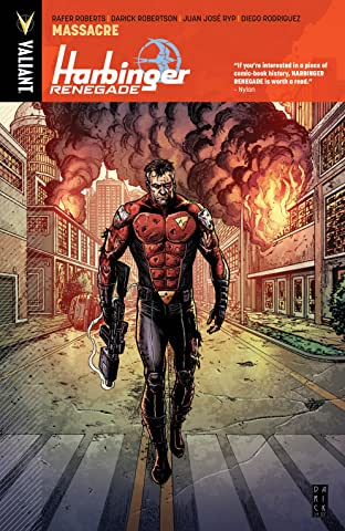 Harbinger Renegade Vol. 2: Massacre Tome 2