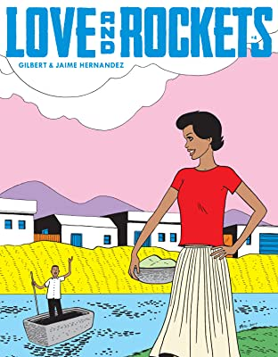 Love and Rockets Vol. IV No.4