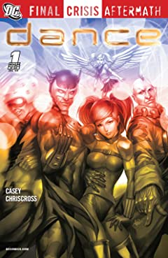 Final Crisis Aftermath: Dance (2009) #1