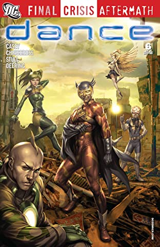 Final Crisis Aftermath: Dance (2009) #6