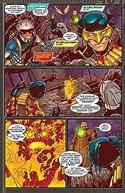 Final Crisis Aftermath: Dance (2009) #6