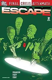 Final Crisis Aftermath: Escape (2009) #2