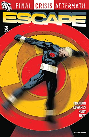 Final Crisis Aftermath: Escape (2009) #3