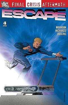 Final Crisis Aftermath: Escape (2009) #4