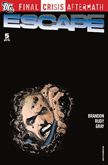 Final Crisis Aftermath: Escape (2009) #5
