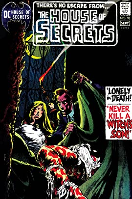 House of Secrets (1956-1978) #93