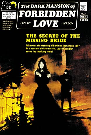 The Dark Mansion of Forbidden Love (1971-1974) #1