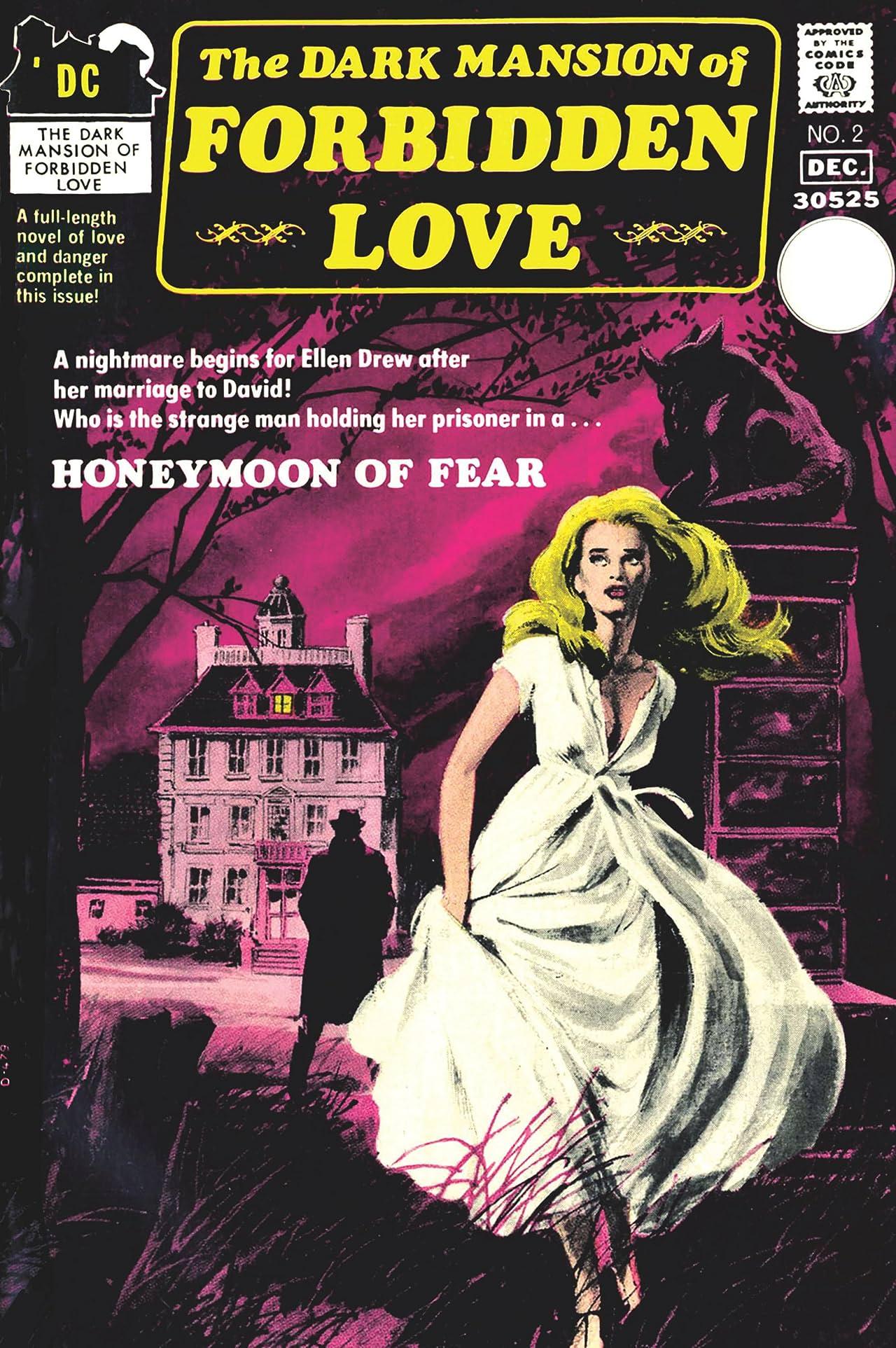 The Dark Mansion of Forbidden Love (1971-1974) #2