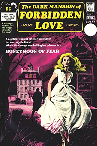 The Dark Mansion of Forbidden Love (1971-1974) #2