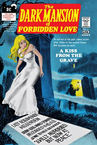 The Dark Mansion of Forbidden Love (1971-1974) #4