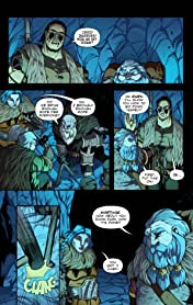 Across the No Lands - The Dwarves of Tor'Harn #2 (of 3)