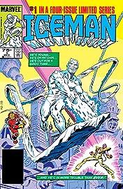 Iceman (1984) #1 (of 4)