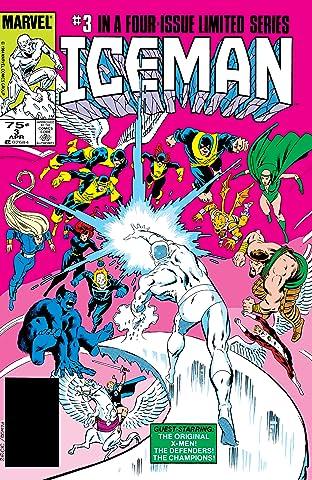 Iceman (1984) #3 (of 4)
