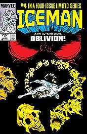 Iceman (1984) #4 (of 4)