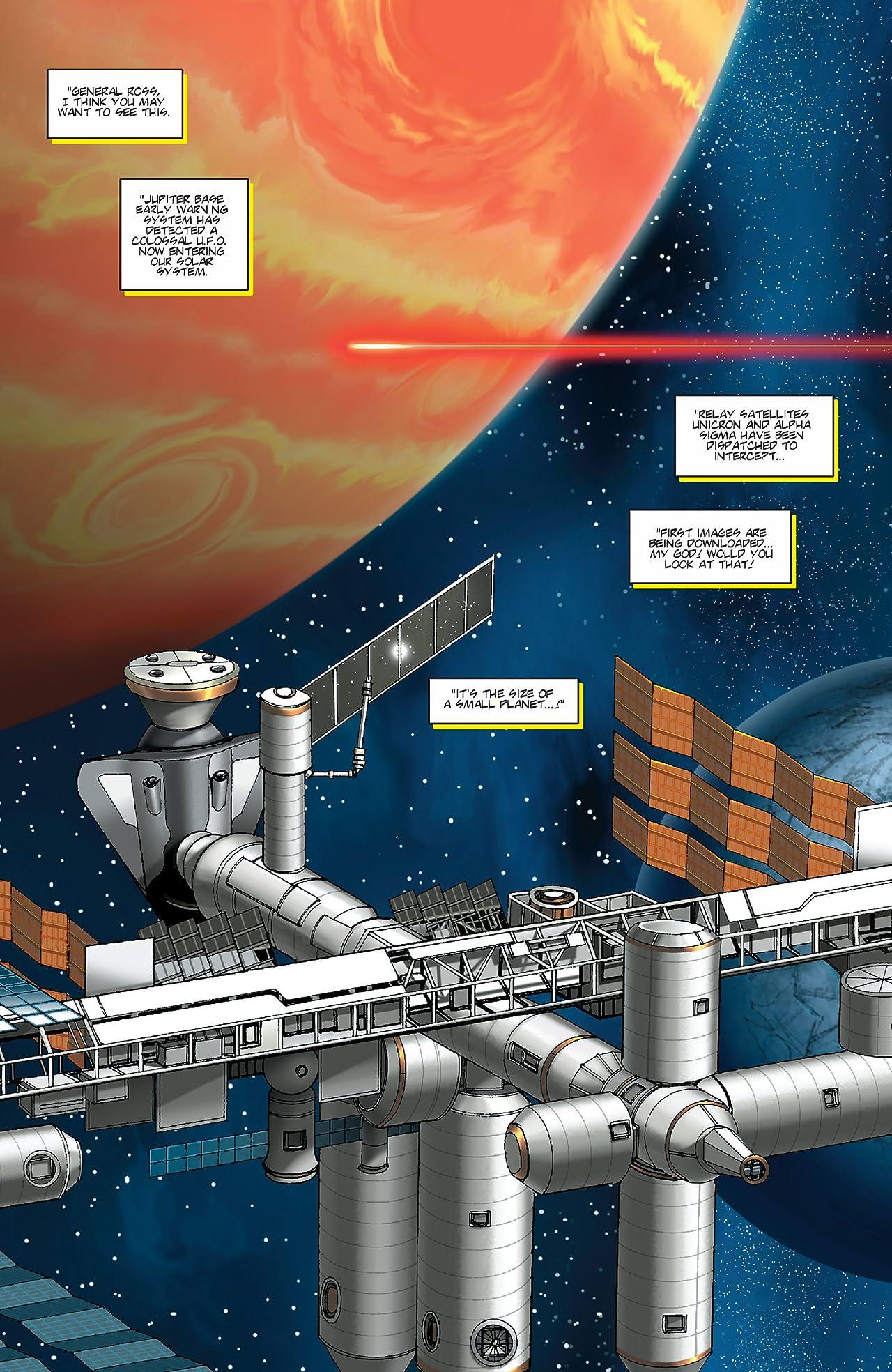 Marvel Mangaverse (2002) #1 (of 6)