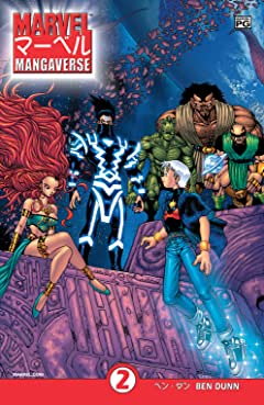 Marvel Mangaverse (2002) #2 (of 6)