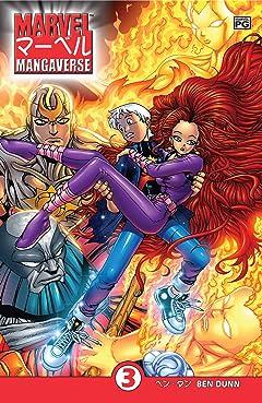 Marvel Mangaverse (2002) #3 (of 6)