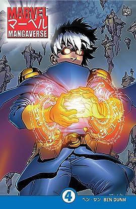 Marvel Mangaverse (2002) #4 (of 6)
