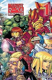 Marvel Mangaverse: Eternity Twilight (2002) #1