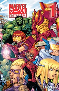 Marvel Mangaverse: Eternity Twilight (2002) #1