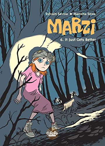 Marzi Vol. 6: It just gets better