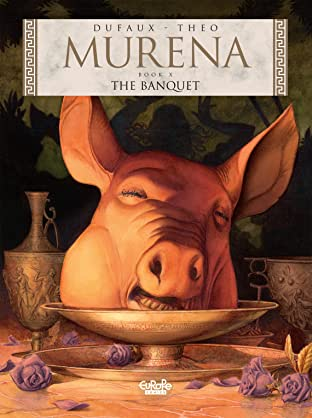 Murena Vol. 10: The Banquet