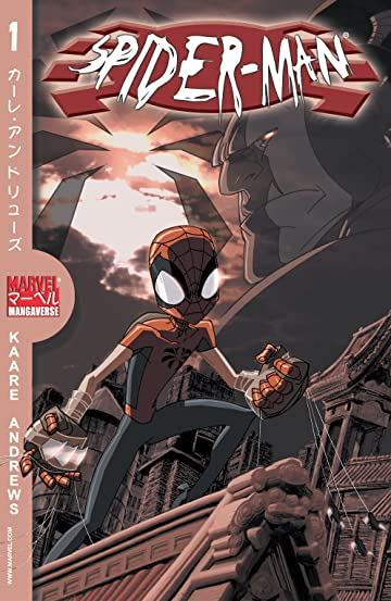 Marvel Mangaverse: Spider-Man (2002) #1