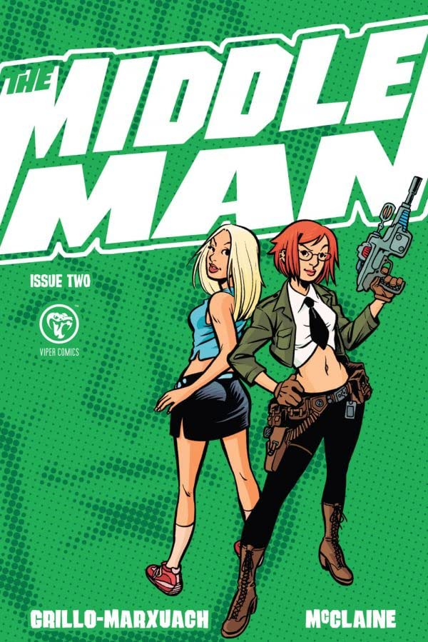 The Middleman #2