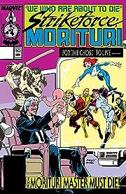 Strikeforce: Morituri (1986-1989) #27