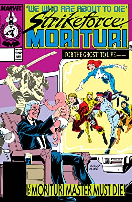 Strikeforce: Morituri (1986-1989) #27