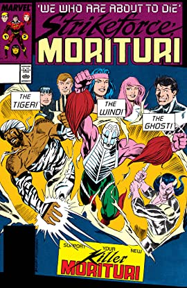 Strikeforce: Morituri (1986-1989) #28