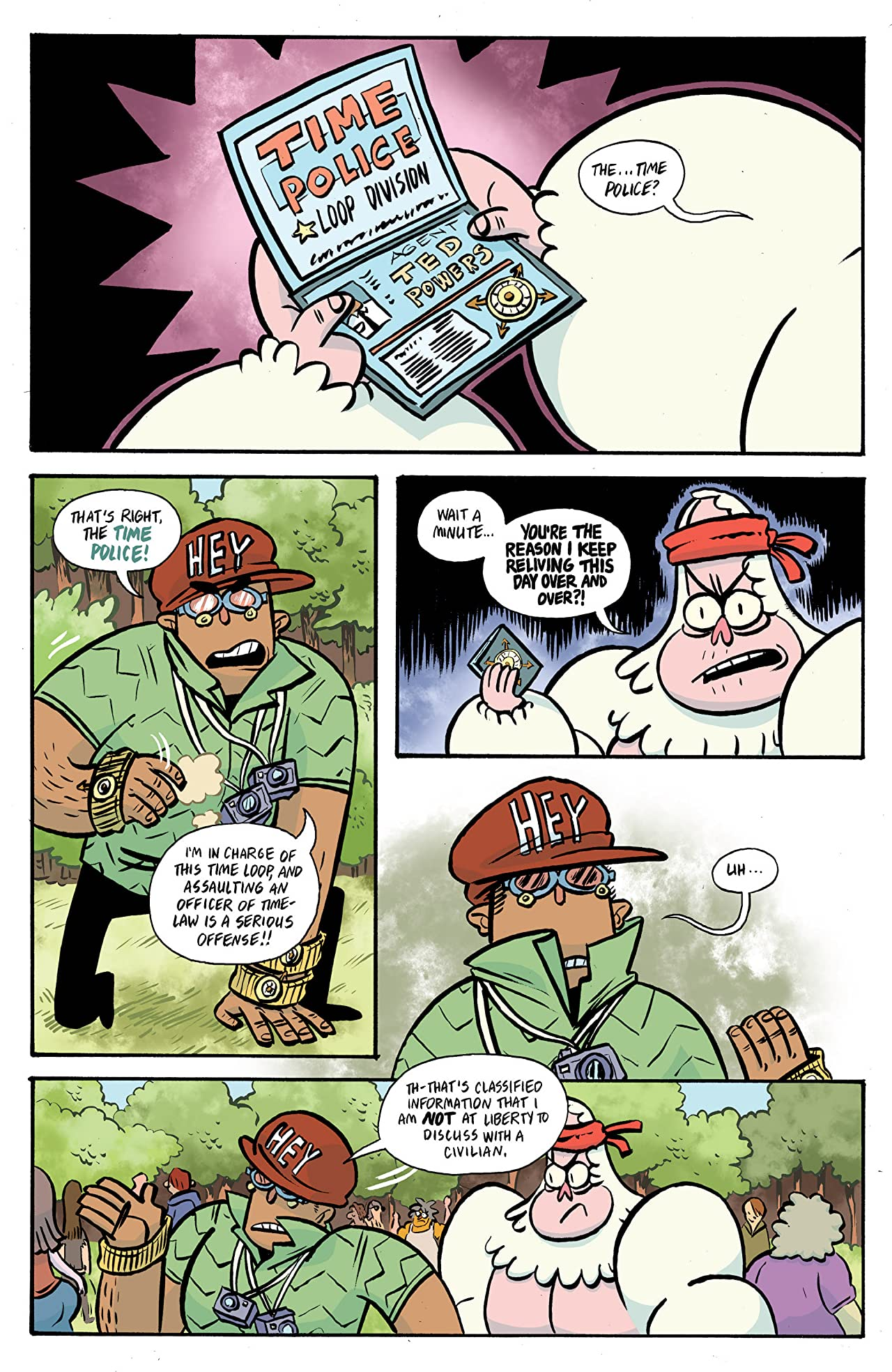 Regular Show: Skips #3 (of 6)