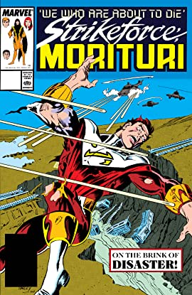 Strikeforce: Morituri (1986-1989) #29