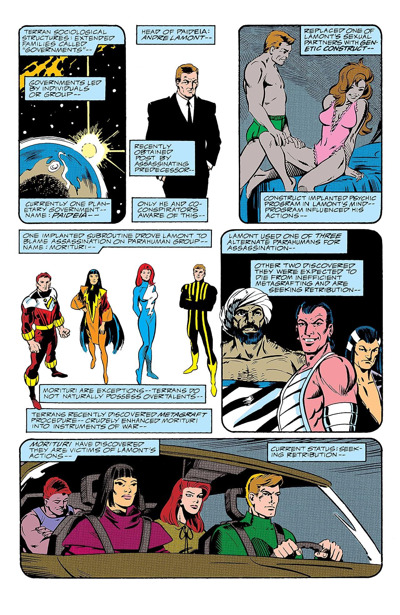 Strikeforce: Morituri (1986-1989) #31