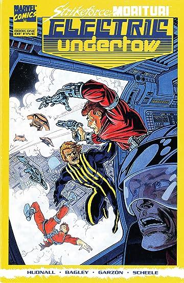 Strikeforce Morituri: Electric Undertow (1989-1990) #1