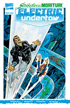 Strikeforce Morituri: Electric Undertow (1989-1990) #4