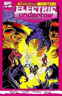 Strikeforce Morituri: Electric Undertow (1989-1990) #5