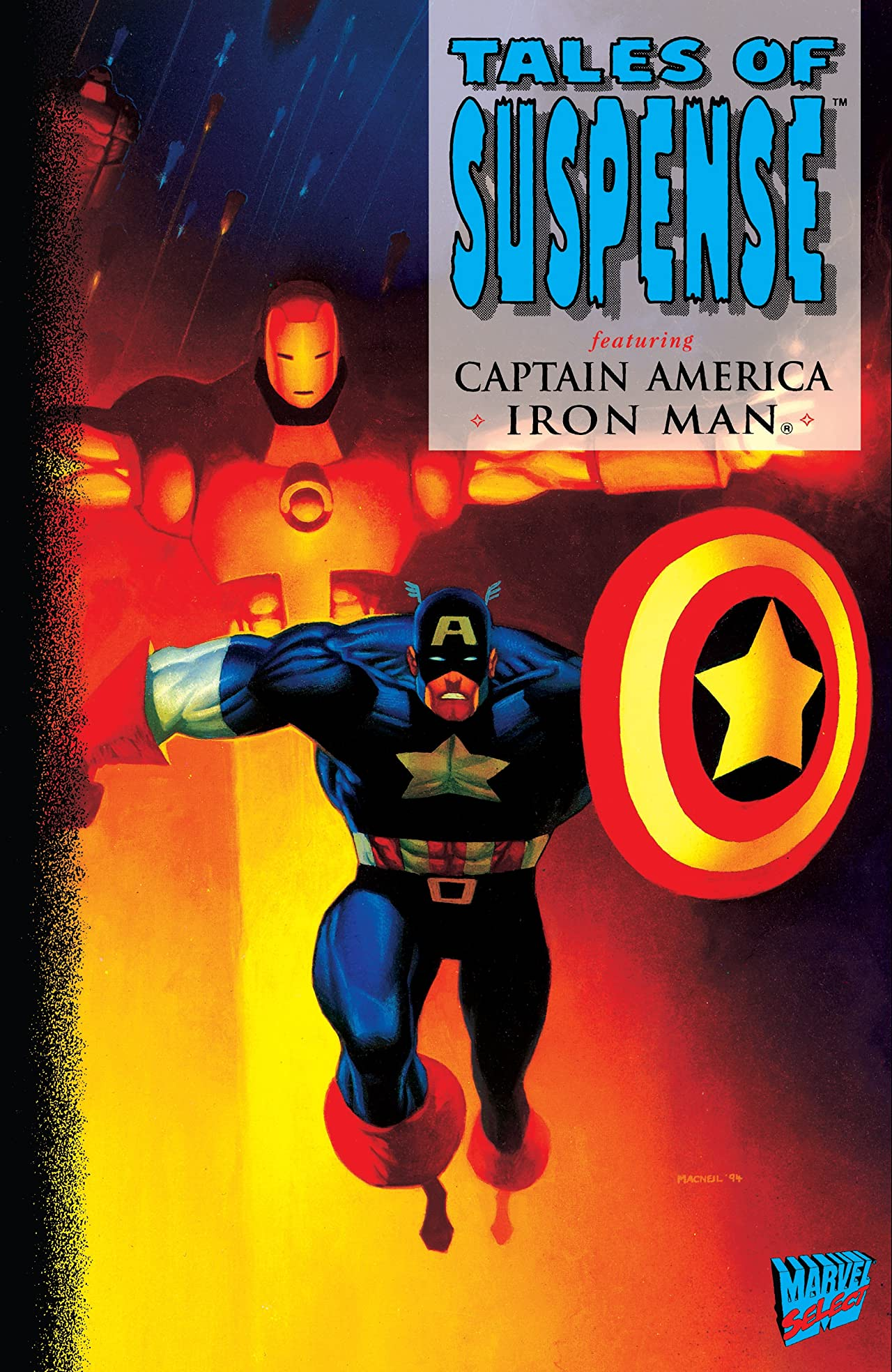 Tales of Suspense (1995) #1