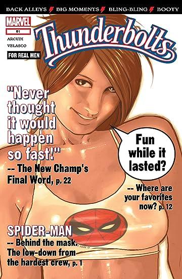 Thunderbolts (1997-2003) #81
