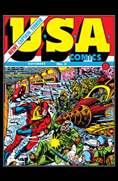 USA Comics (1941-1945) #2