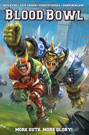 Warhammer: Blood Bowl Tome 1: Warhammer: Blood Bowl