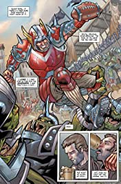 Warhammer: Blood Bowl Vol. 1: Warhammer: Blood Bowl
