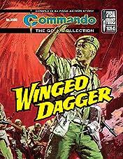 Commando #5080: Winged Dagger