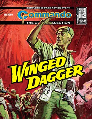 Commando #5080: Winged Dagger
