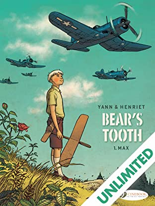 Bear's tooth Vol. 1: Max