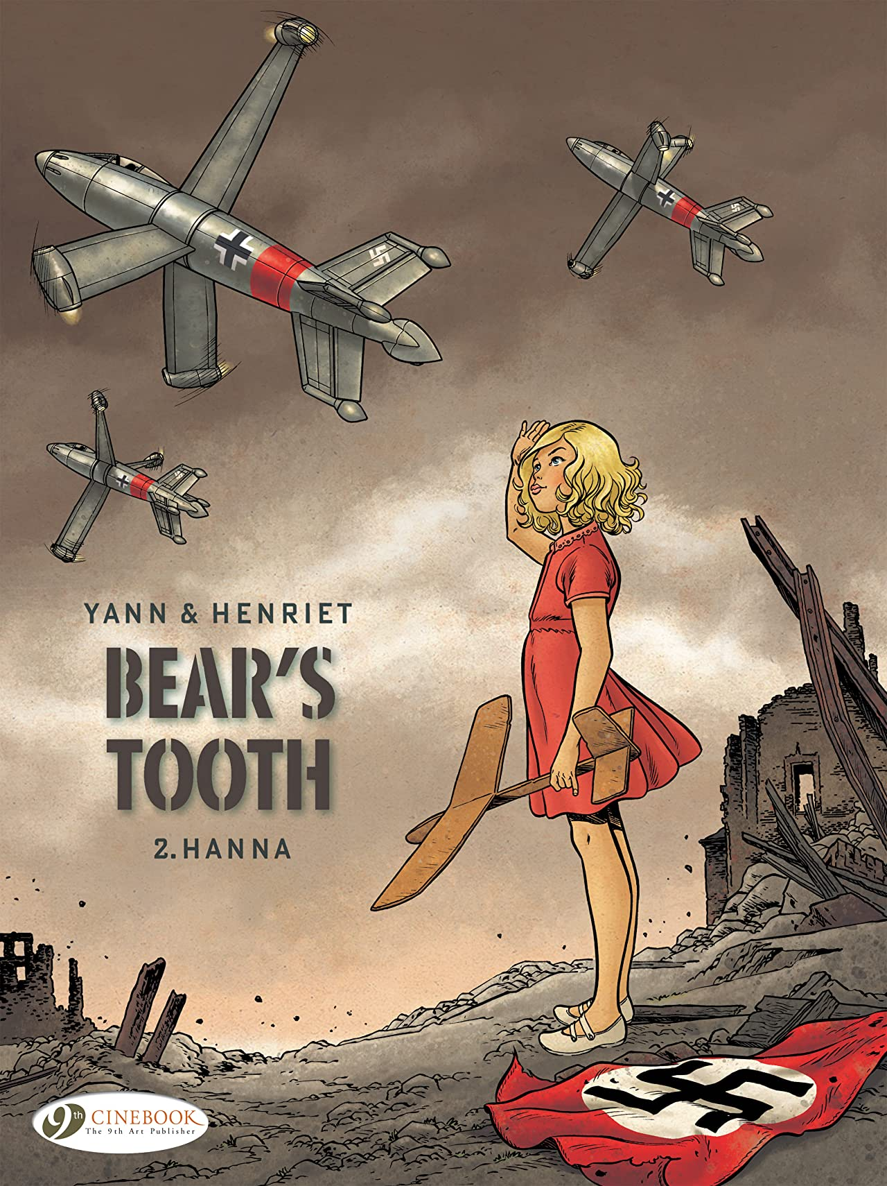 Bear's tooth Vol. 2: Hanna