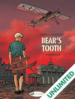 Bear's tooth Vol. 3: Werner