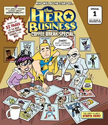 The Hero Business #1