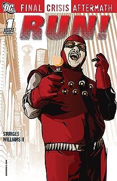 Final Crisis Aftermath: RUN! (2009) #1